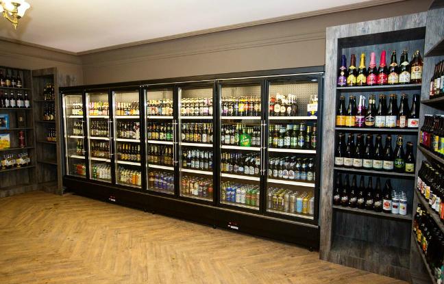 Холодильный шкаф горка LIDA STELLA
